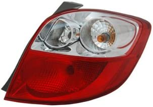 TYC 11-6286-00 Many popular brands Replacement Driver Nashville-Davidson Mall Side for Toyota Lamp Matr Tail