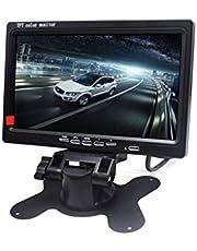 Monitor de 7 pulgadas y HDMI