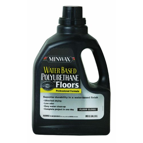 Minwax 18888 Water-Based Polyurethane for Floors