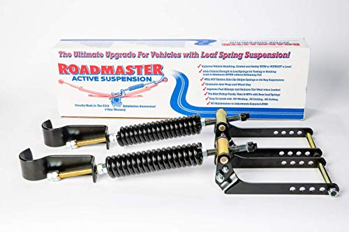 Review Of Roadmaster 3613-Hd (Mk3-Xxxghd) Rear Leaf Heavy-Duty Active Suspension Spring Assist Kit