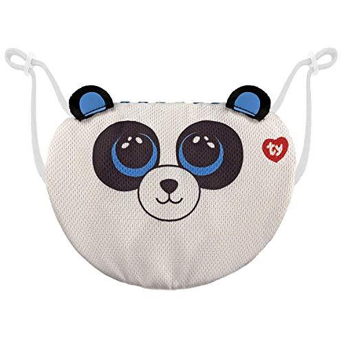 TY UK LTD Bamboo Panda Beanie Boo Gesichtsmaske