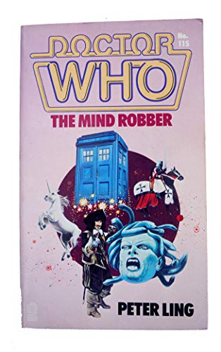 Doctor Who: The Mind Robber (Doctor Who Library)