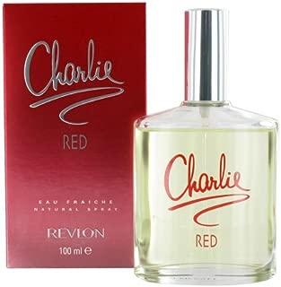 Revlon Charlie Red Eau Fraiche Spray (100 Ml)