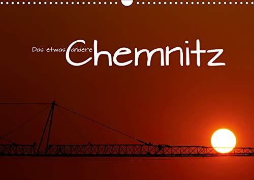Das etwas andere Chemnitz (Wandkalender 2021 DIN A3 quer)