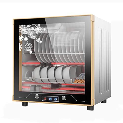 YangJ 40L Geschirr Desin ~ Fection Ca ~ binet, Haushalt Kleine Desktop-Hochtemperatur-Küchengeschirrschrank, Geeignet für die Küche