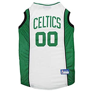 NBA PET Apparel. – Licensed Jerseys for Dogs & Cats Available in 25 Basketball Teams & 5 Sizes Cute pet Clothing for All Sports Fans. Best NBA Dog Gear