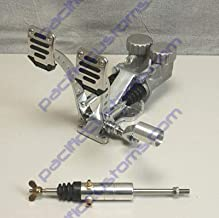 dune buggy pedal assembly