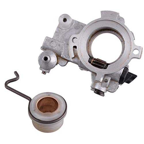 CTS Oil Pump and Worm Gear Spring Set for Stihl 066, 064AV, MS650, MS660 Replaces OEM 1122 640 3205/1122 640 7105/1122 647 2401