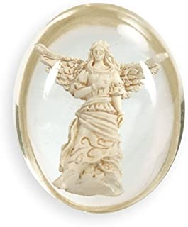 AngelStar 8708 Guardian Angel Worry Stone, 1-1/2-Inch