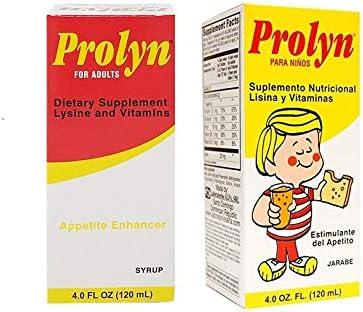 Prolyn Jarabe Adultos / Syrup for Adults 4oz