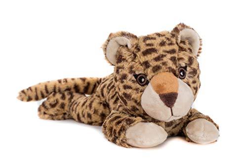 Habibi Plush PREMIUM Baby Leopard, Wärmekissen Wärmekuscheltier