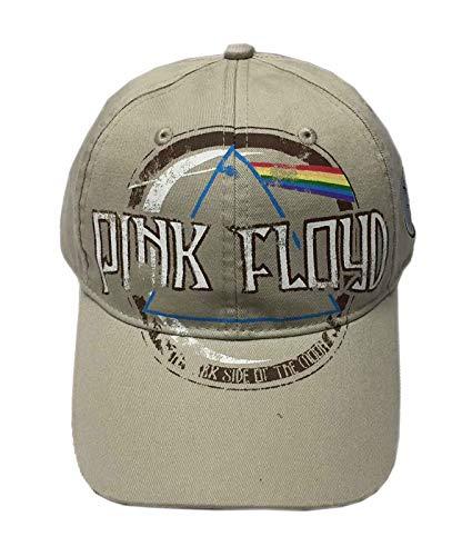 Pink Floyd Baseball Cap Dark Side of The Moon Album Distressed Nue offiziell