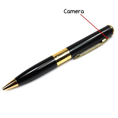 4GB Spy Pen Bolígrafo Espía con micrófono oculto cámara oculta DVR 1280x 960HD fotos