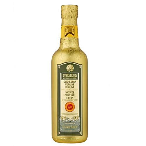 Natives Olivenöl extra DOP Ligurien 500 ml.