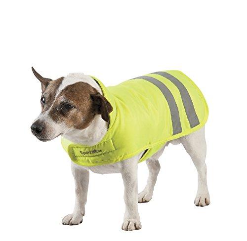 Equi-Theme Hundedecke gelb 40cm