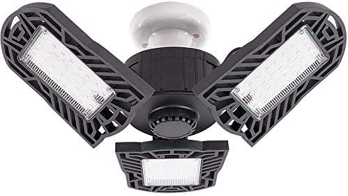 100W LED Garage Light 10000lm Tribright LED Garage Lighting with E26 Holder Super Bright 800W product image