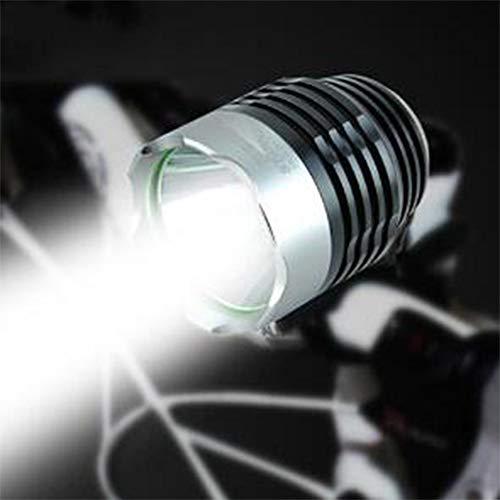 SKYyao High Power Fahrradbeleuchtung Frontlenker Radfahren Nacht Warnung Sicherheit Taschenlampe Fahrradzubehö