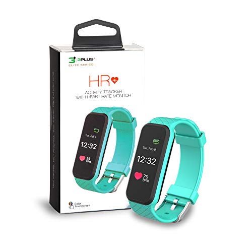 3Plus HR Activity Tracker (Teal)