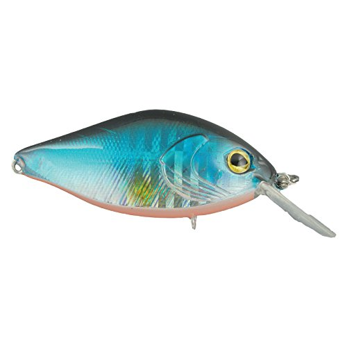 Spro Power Catcher Plus Smasher 50 F Blue Shad Wobbler Kunstköder Köder Raubfischköder Angelköder