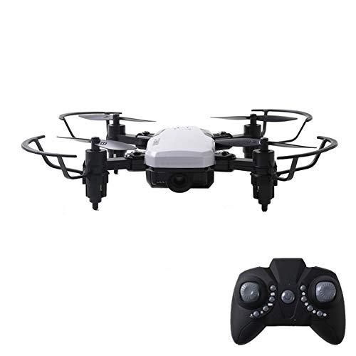 N/I Mini-Drohne, tragbare Drohne, Faltbare Mini-Drohne mit Kamera für Kinder und Anfänger, Höhen-Halte-Headless-Modus Easy Fly RC Quadricopter, 3D-Flips, One-Key-Bedienung