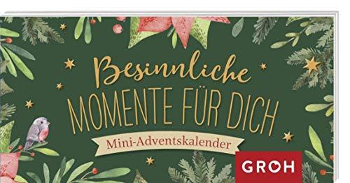 Besinnliche Momente für dich: Mini-Adventskalender