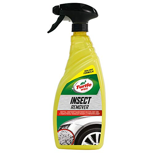 Turtle Wax 53605 Insect Remover Car Paintwork, Glass & Plastics 750ml