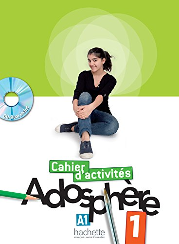 Himber, C: Cahier d'activites + CD-rom 1: Adosphère 1 - Cahier d'activités + CD-ROM (Adosphere)