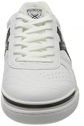 Munich G 3 PROFIT 07, Zapatillas Adulto, Blanco, 39 EU