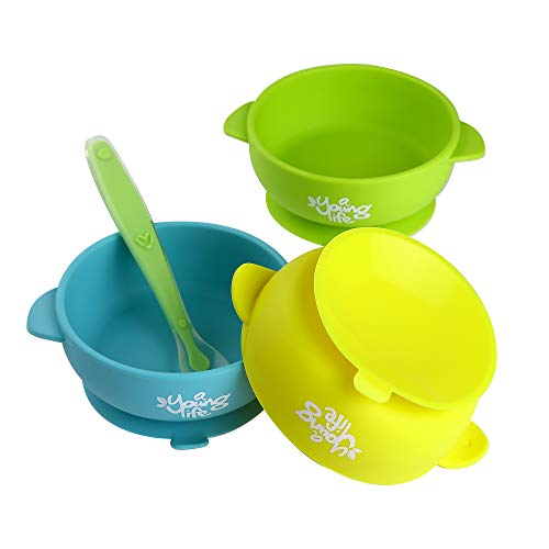 Best Snack Bowl for Toddlers Spill Proofs