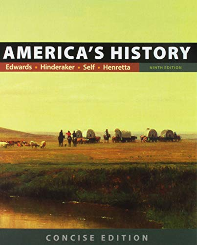America's History: Concise Edition, 9e, Combined Volume & LaunchPad for America's History and America's History: Concise