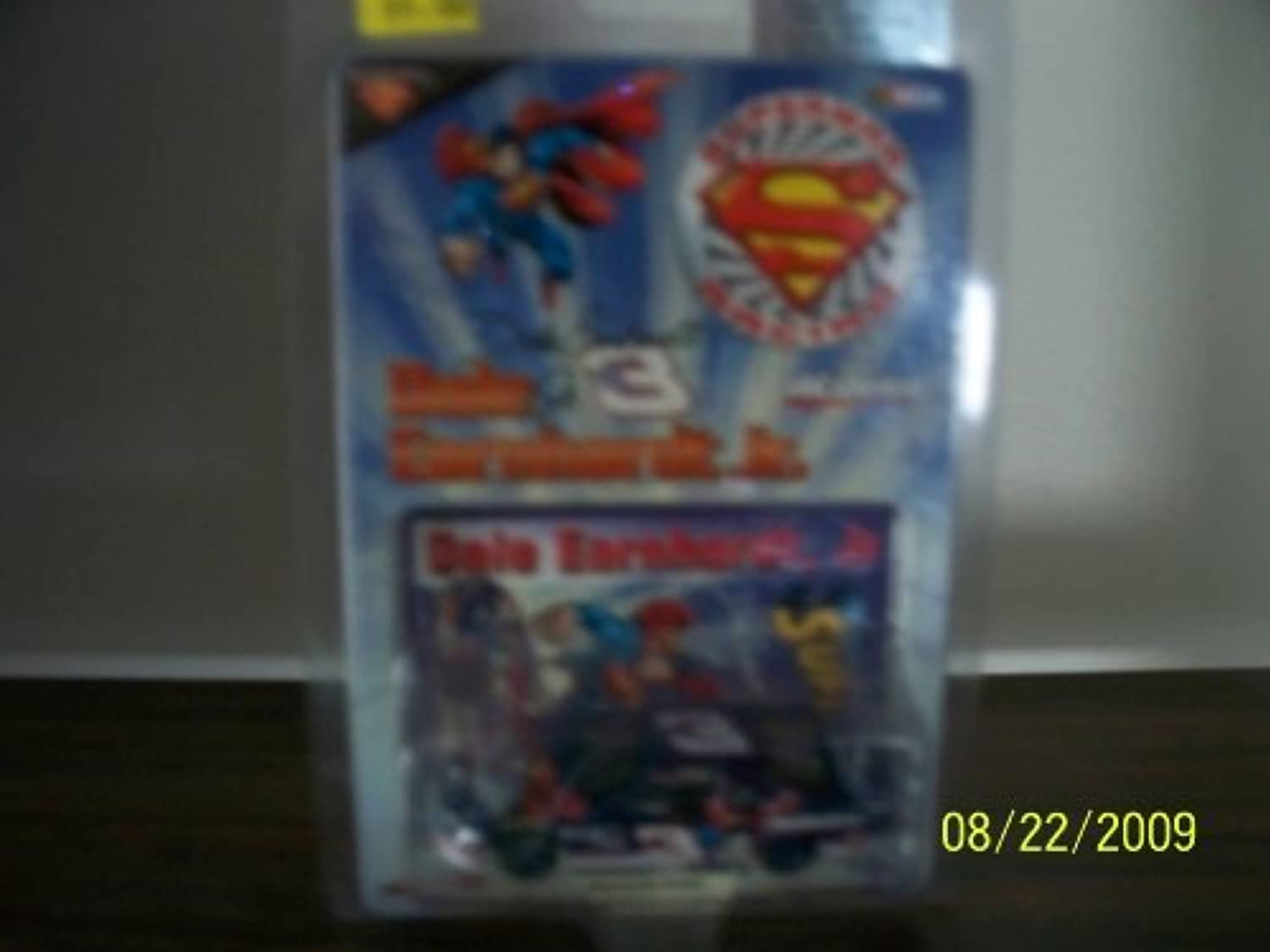 Dale Earnhardt Jr. Limited Edition Superman  3 AC Delco Stock Car. by Action by Action