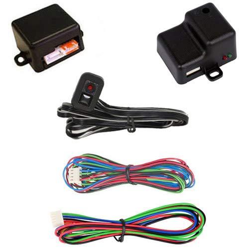 Megatronix UPS Add-On Shock Sensor To Factory OEM Car Alarm Security Systems