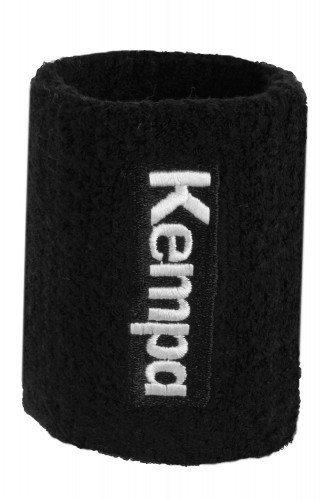 FanSport24 Kempa Schweißband lang 6er Pack, schwarz