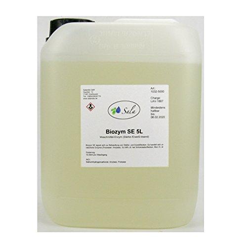 SALA Biozym SE Waschmittelzusatz 5 L Liter