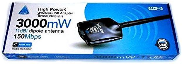 Antena WiFi USB N3000 Ralink 3070 2.4Ghz: Amazon.es: Electrónica