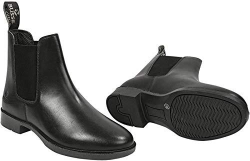Busse Stiefel Jodhpur Classic, Unisex – Erwachsene, Schwarz