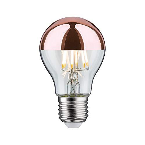 Paulmann 284.56 LED AGL 7,5W E27 230V Kopfspiegel Kupfer Warmweiß 28456 Allgebrauchslampe Leuchtmittel Glühlampe Lampe