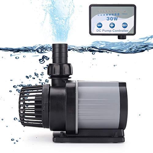 Bomba de Aire gjh Bomba Sumergible DCS Series Frecuencia Conversión de frecuencia Bomba de Agua Tanque de Pescado Bomba de Agua Flujo Ajustable Mute Energía Ahorro Agua Bomba de Agua