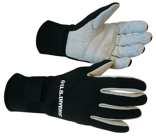U.S. Divers Comfo Sport 2mm Diving Gloves (Large)