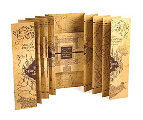 Mappa del malandrino di Dreamshopping Replica di qualità di Harry Potter Misura 77 x 22 cm