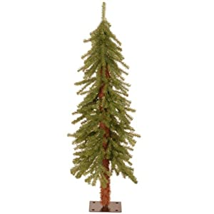 NATURAL LIFELIKE APPEAL: Our artificial branches look ultra-realistic and lifelike. With 225 individually crafted branch tips, this full bodied tree is as charming as the real thing. SIMPLE SETUP AND STORAGE: Convenient wrapped branch design makes se...