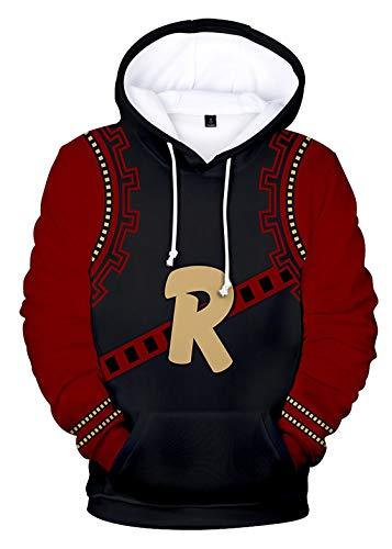 My Hero Academia Boku zuku Midoriya Baseball Jacket Cosplay Costume Sweater