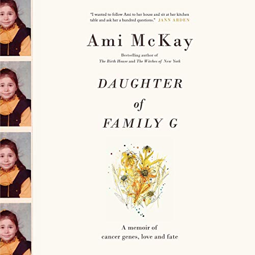 Daughter of Family G cover art