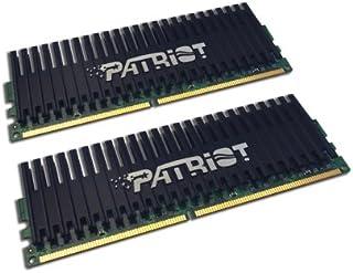 Patriot PVS24G6400LLK Extreme Performance Viper Series PC2-6400 DDR2 800MHz 4GB CAS 4-4-4-12 EPP Ready Low Latency Dual Channel Kit (Black)