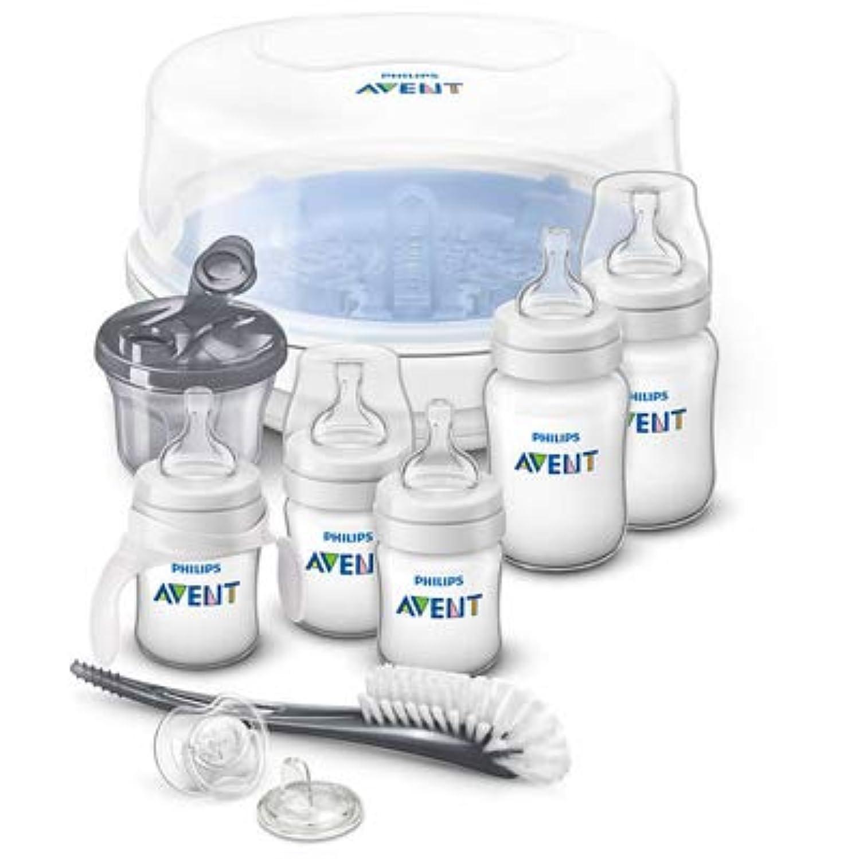 Anti-Colic Bottle Essentials Set (Replaces SCD368/01)