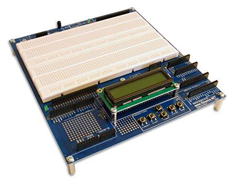 Gtronics Proto Shield Plus LCD Kit