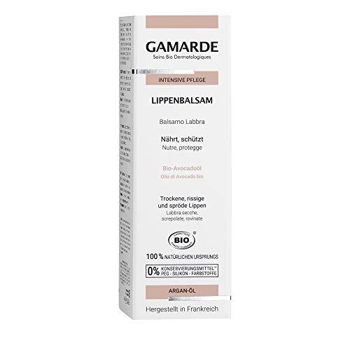 Gamarde - Stick à lèvres Bio - Apaisant et nourrissante - Tube 3.80 g