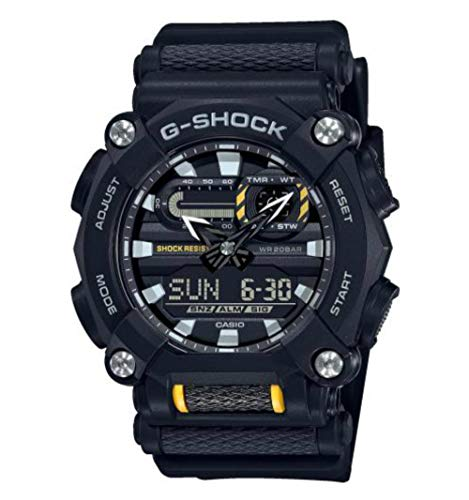 Casio Watches Analógico-Digital GA-900-1A