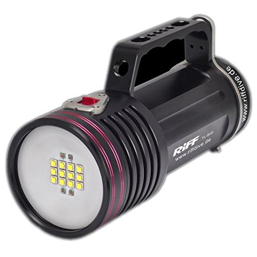 Riff TL Big Profi-Tauchlampe