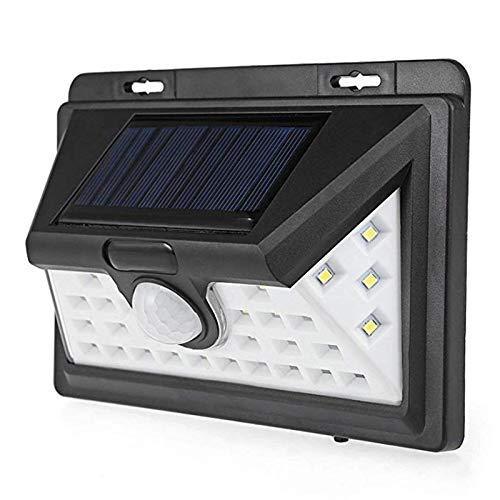 Sicherheit Beleuchtung Bewegungsmelder Wandleuchte Nachtlicht Wandleuchte Solarleuchte Außen Solar-Außensicherheits-Wandleuchten Außenwandleuchte Solar Solarleuchte Garten Solarlampen